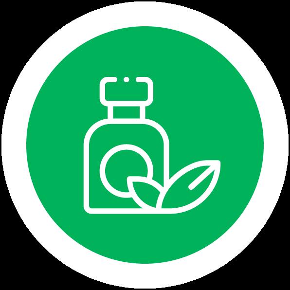 Botanical Medicine Icon