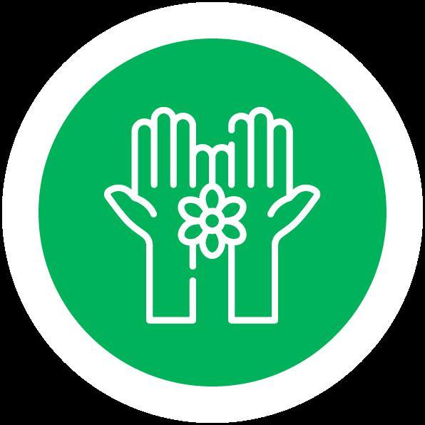 Reiki Therapy Icon